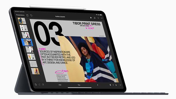 Así son los nuevos iPad Pro y los MacBook Air sin marcos