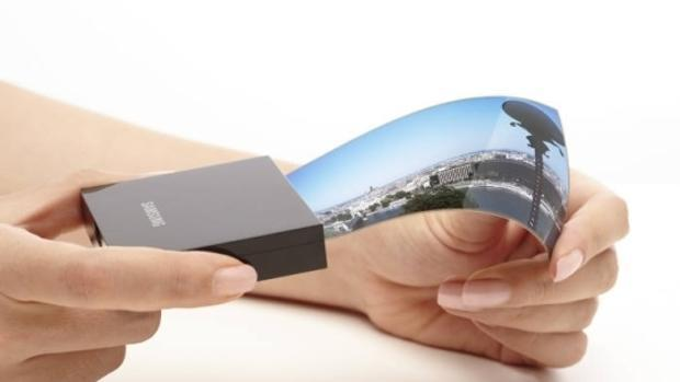 Samsung prepara la inminente llegada de un móvil plegable