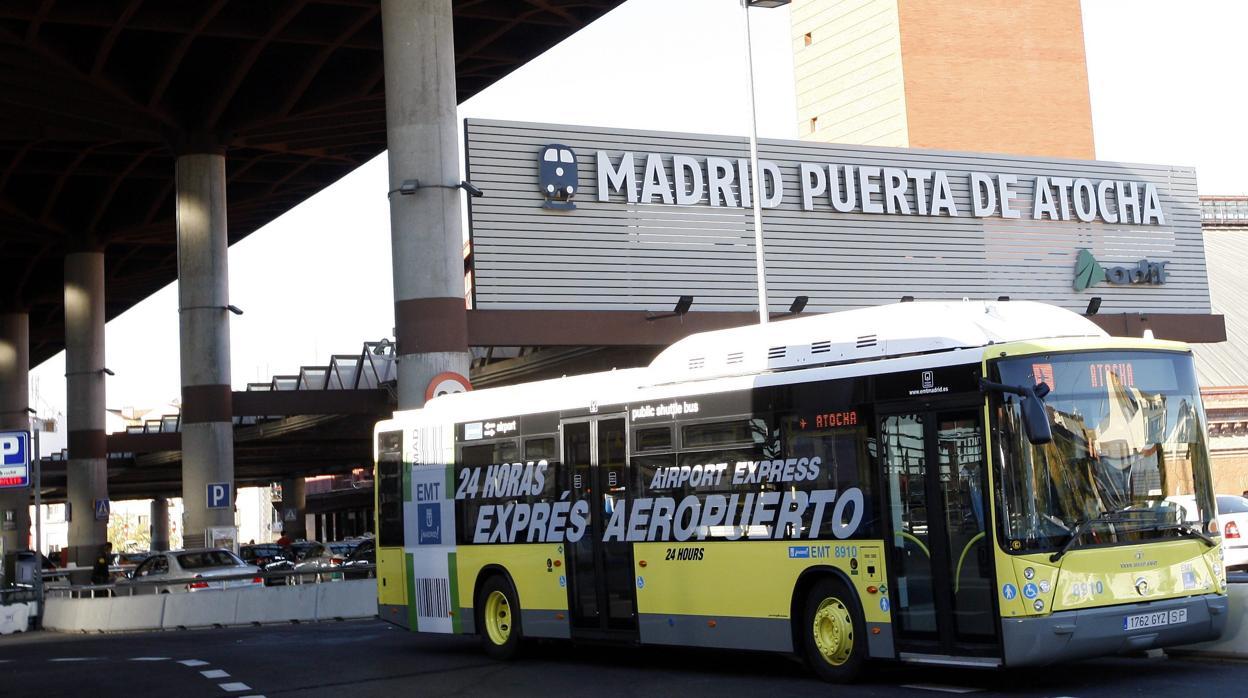El pago con móvil se estrena en la EMT Madrid