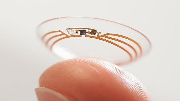 Google investigaba unas lentillas para diabéticos