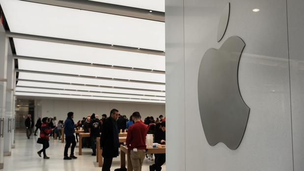 Apple Store en Manhattan