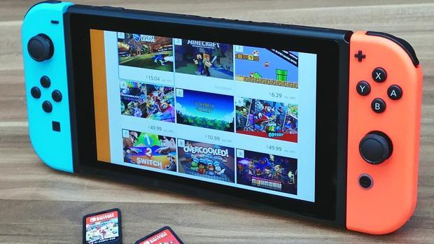 Las Mejores Ofertas De Nintendo Switch Para Black Friday