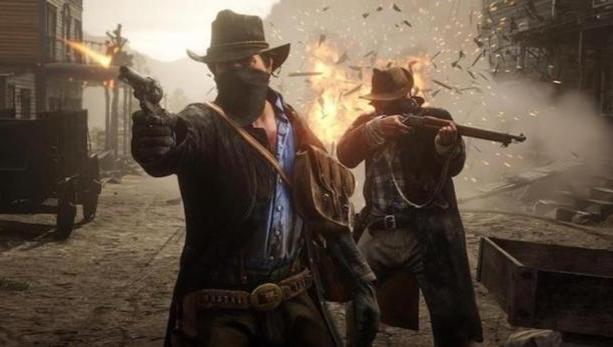 Red Dead Redemption 2 se erige como el gran vencedor de los premios Platinum