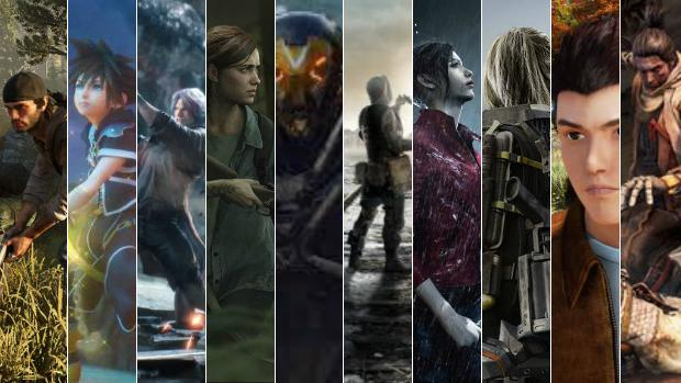 Los 20 Videojuegos Mas Esperados De 2019