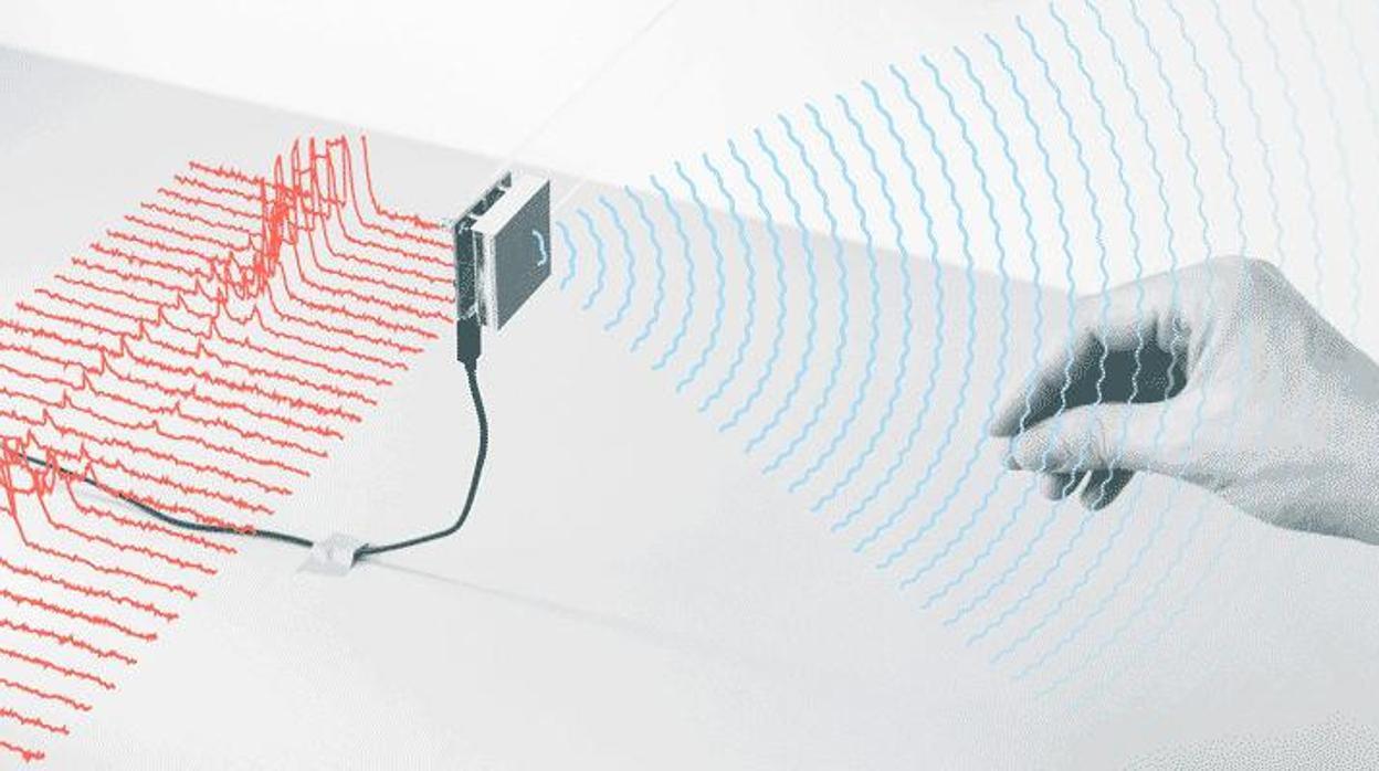 Google se prepara para decir adiós a las pantallas táctiles monitorizando el movimiento de tus dedos por radar