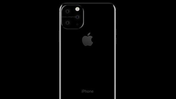 Diseño conceptual del posible iPhone que se lanzará este año