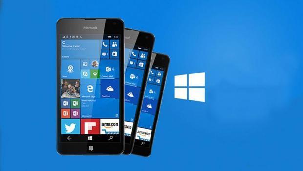 Detalle de una versión del sistema operativo para móviles