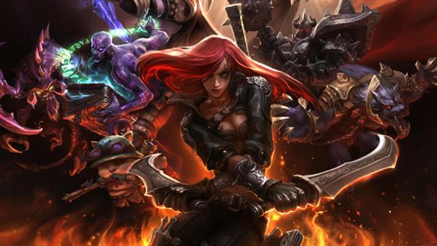 Captura de «League of Legends»