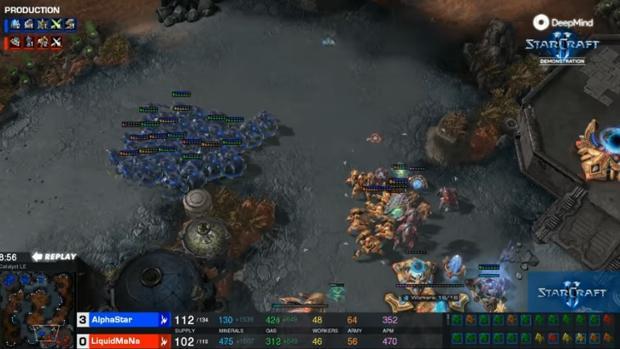 La Inteligencia Artificial da un nuevo salto: da una paliza a los humanos en el videojuego «Starcraft II»