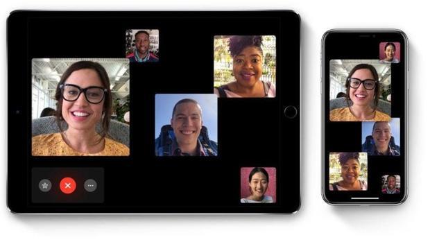 Un grave fallo en el servicio de videollamadas FaceTime de Apple puede espiar a otras personas