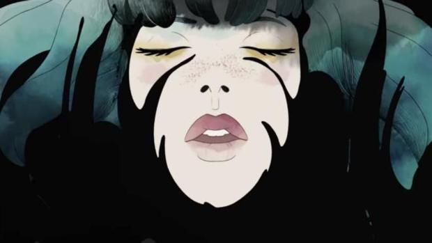 Captura de «Gris», uno de los videojuegos con mayor relevancia del último año
