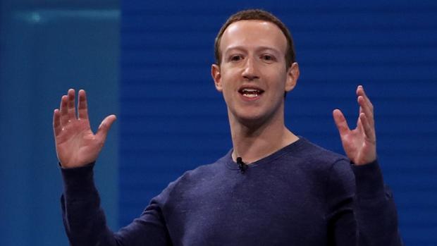 Imagen de archivo de Mark Zuckerberg