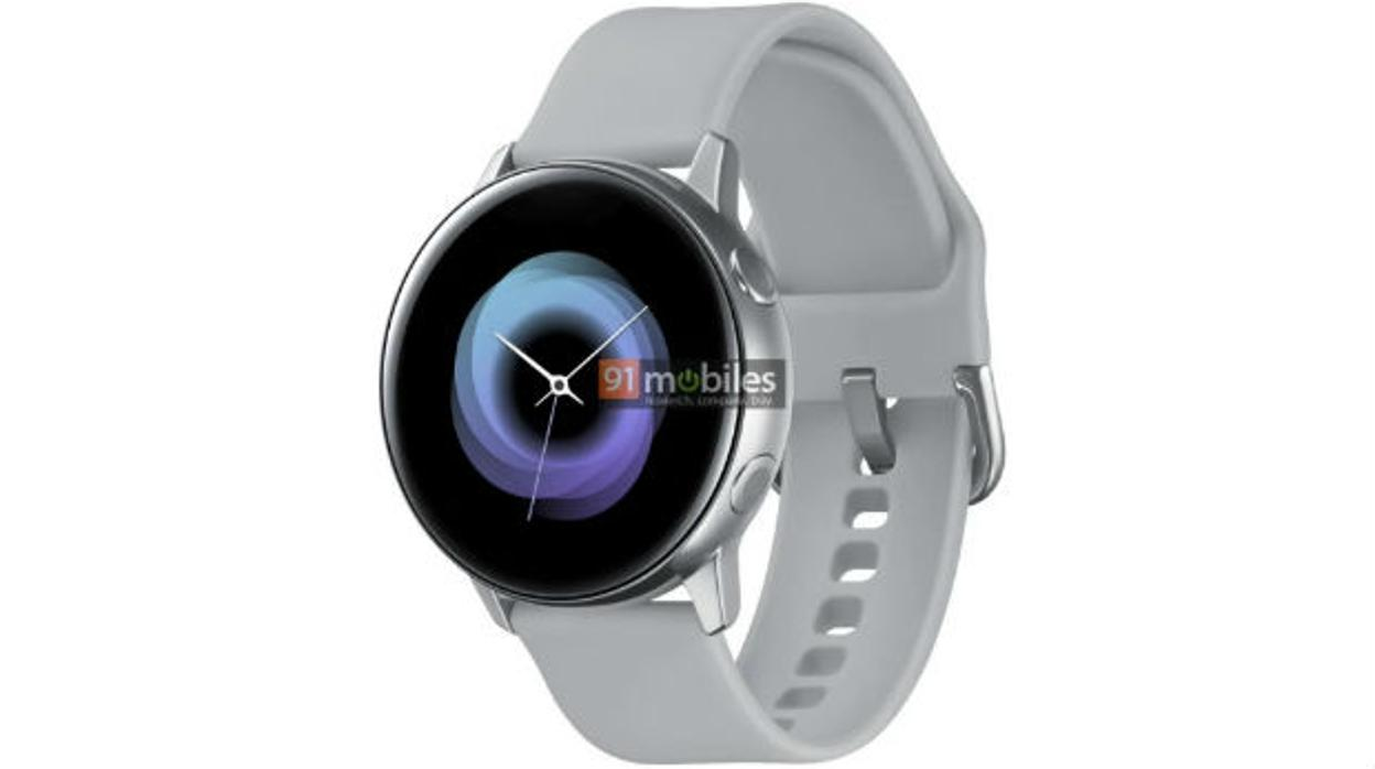 Así será el Samsung Galaxy Watch Sport