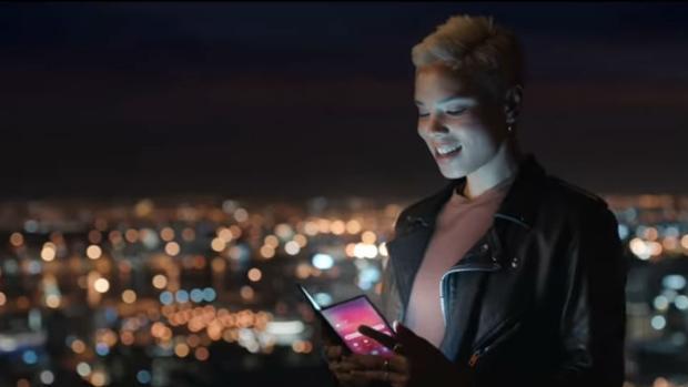 Samsung presentará un «smartphone» plegable junto al Galaxy S10