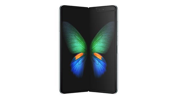 EL nuevo Galaxy Fold, con pantalla plegable
