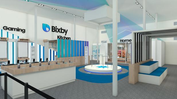 Bixby, el asistente virtual de Samsung, dice ¡Hola!