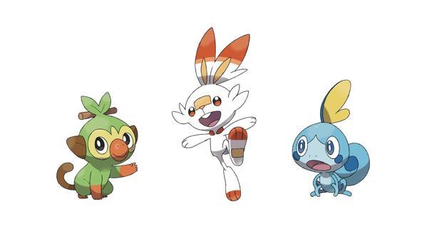 Los detalles de «Pokémon Espada» y «Pokémon Escudo», que llegarán a Switch a finales de 2019