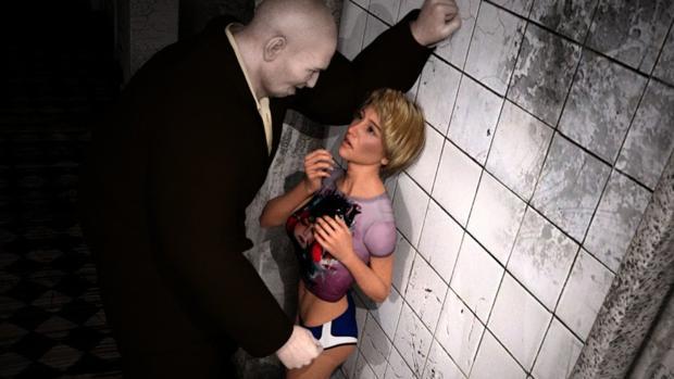 Captura promocional de «Rape Day»