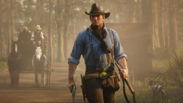 Captura de «Red Dead Redemption II»