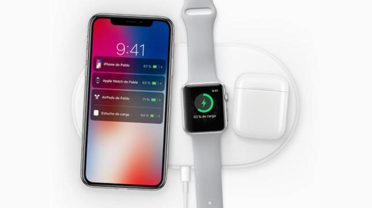 f8bb0eb9a94 Apple cancela AirPower, su esperado cargador inalámbrico para iPhone que  prometió en 2017