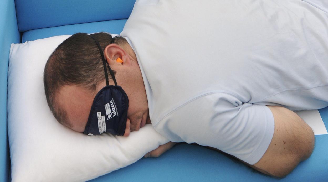 f5c1a58a61ea Así es el pijama inteligente para dormir como un tronco