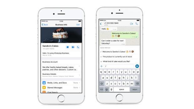 Cómo crear una cuenta en WhatsApp Business