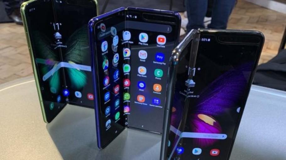 Samsung Galaxy Fold: la compañía pospone «indefinidamente» la venta de su terminal plegable