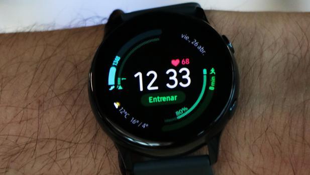 Una semana con el nuevo reloj de Samsung: mucho fitness para algo de descontrol
