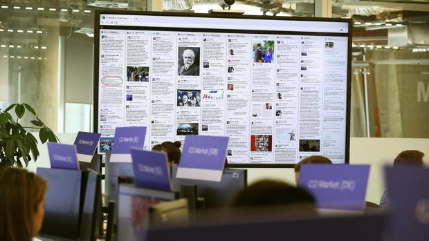 Centro de Operaciones y Datos de Facebook en Dublín