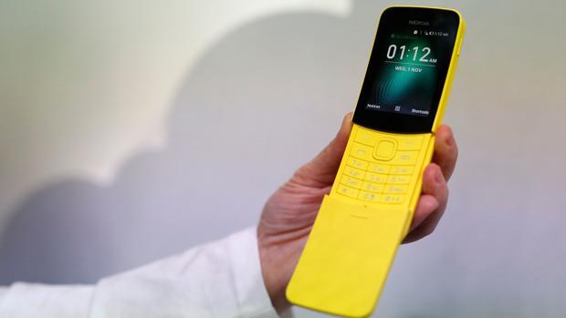 WhatsApp ya funciona en el teléfono básico Nokia 8110