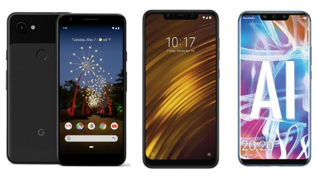 Los mejores móviles baratos y buenos por debajo de 400 euros