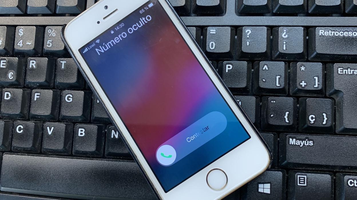 Cómo llamar con número oculto desde mi móvil