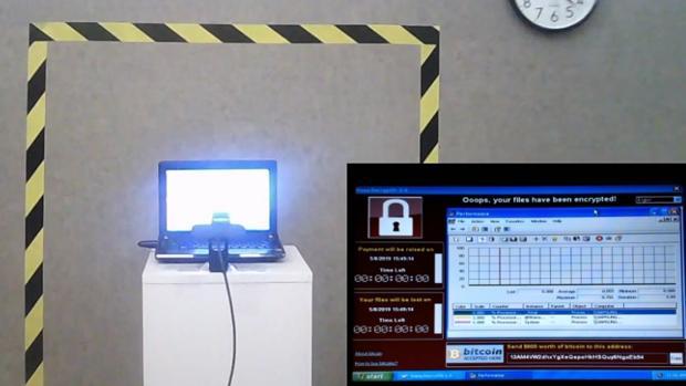 Un portátil con seis de los virus más peligrosos de la historia podría venderse por 1,2 millones de dólares