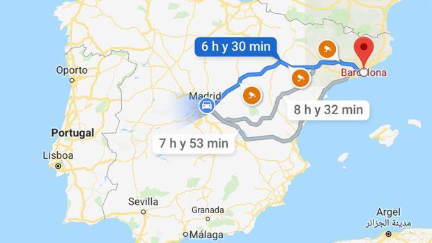 Google Maps muestra a los usuarios dónde se sitúan los radares para evitar multas