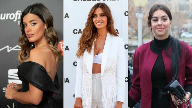 Dulceida, Sara Carbonero y Georgina Rodríguez, entre los 50 «influencers» más importantes en España