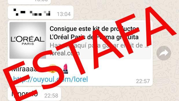 No piques en esta estafa que circula por WhatsApp: las mujeres son sus principales víctimas