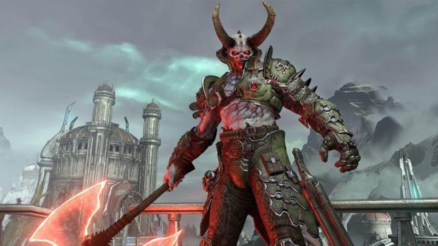 Captura del videojuego «Doom Eternal»