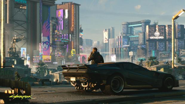 Así será Cyberpunk 2077: el espectacular videojuego futurista cuya estrella es Keanu Reeves