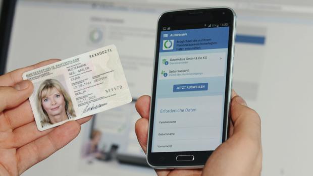 El iPhone se convierte en el nuevo DNI en Alemania con la llegada de iOS 13