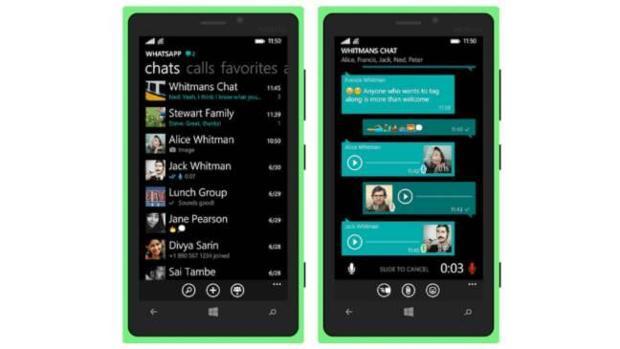 Si tienes un móvil con Windows Phone, dile adiós a WhatsApp