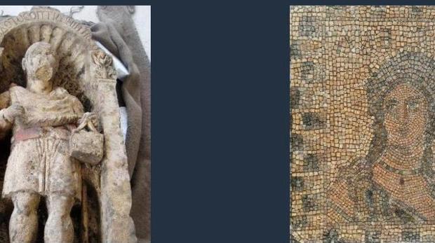 Terroristas de ISIS venden piezas arqueológicas robadas a través de Facebook