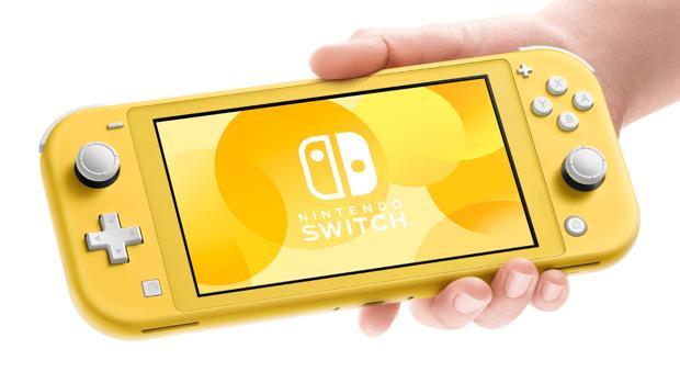 Así es la consola Nintendo Switch Lite: más portátil y más pequeña