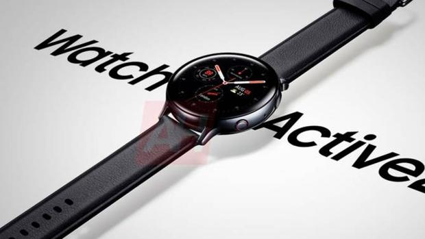 Galaxy Watch Active 2: El reloj con el que Samsung pretende desbancar al «smartwatch» de Apple
