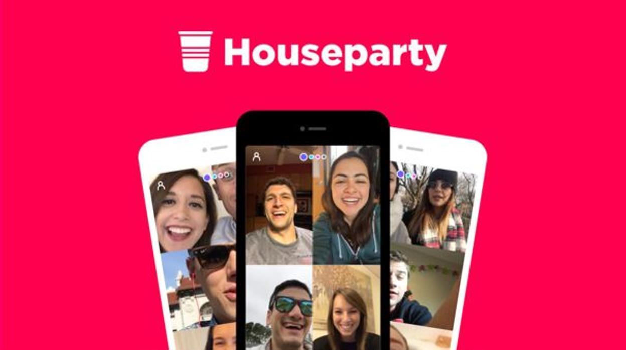 Houseparty: la «app» de videollamadas y juegos que está arrasando ...