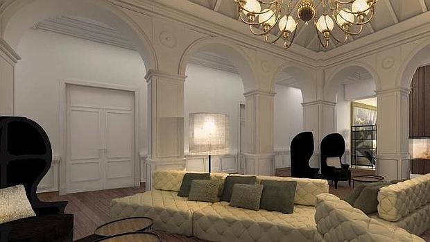 As ser el nuevo hotel de lujo de madrid Hotel lujo sierra madrid