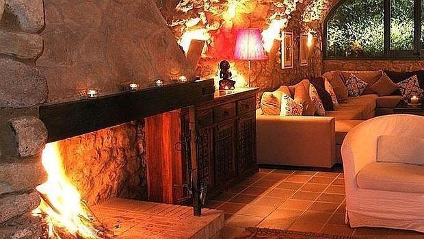 Buenos y rom nticos hoteles con chimenea for Hoteles con chimenea