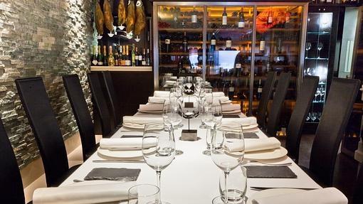 As se come en los 14 nuevos restaurantes con estrella - Restaurante villena segovia ...