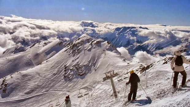 La pista de esquí más larga del mundo