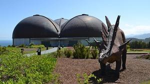 Así es la costa de los dinosaurios en Asturias