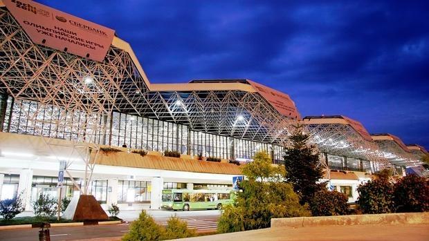 Aeropuerto internaciona de Sochi